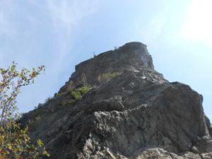 escalade avec terrains d'aventures
