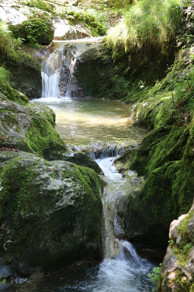 canyon des Chaudiéres